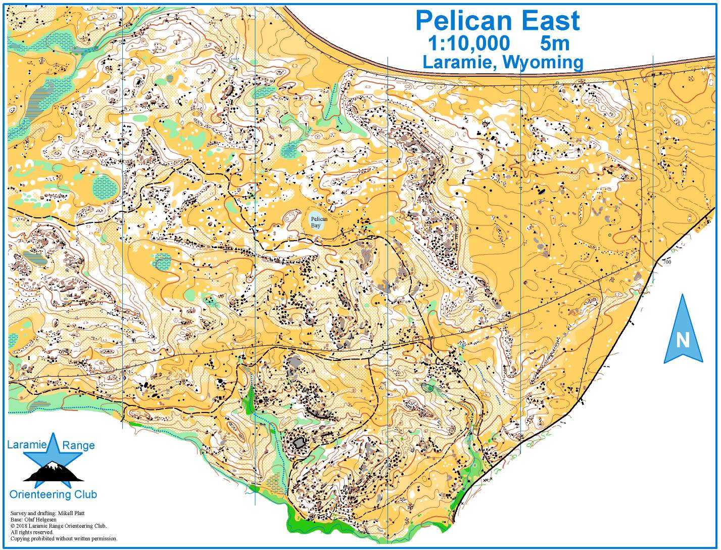 Rocky Mountains Wyoming Map.Rocky Mtn O Fest Day 4 Pelican Bay September 1st 2018