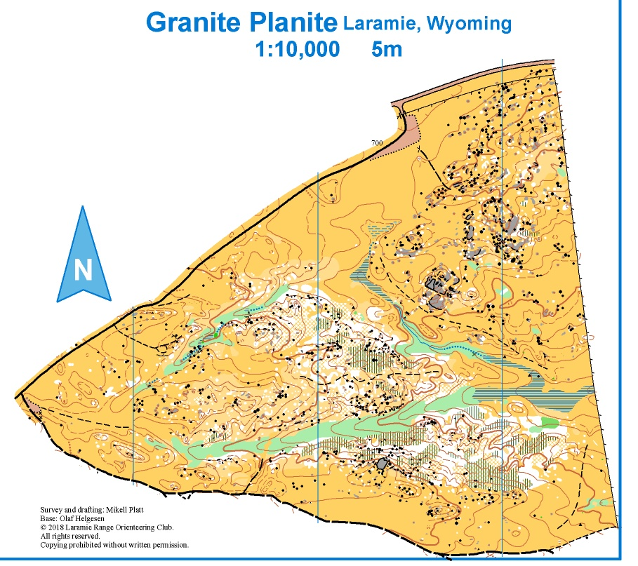 Rocky Mountains Wyoming Map.Rocky Mtn O Fest Day 1 Granite Planite August 31st 2018